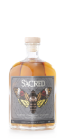 Sacred peated english whisky